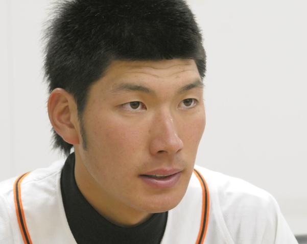 太田 泰示(読売ジャイアンツ)