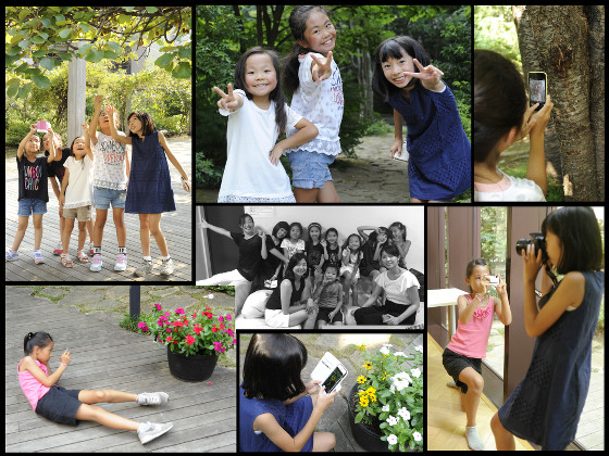 子供写真教室東京8_授業風景