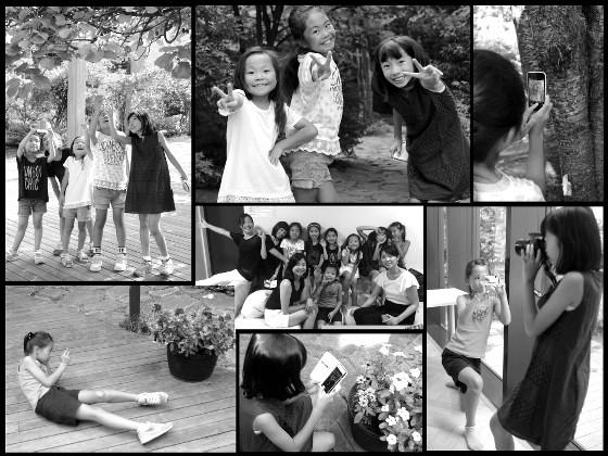 子供(こども)写真教室-東京-授業風景2