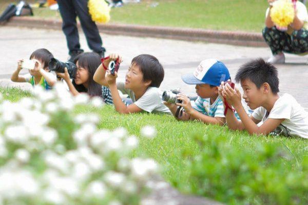こども写真教室 IN 東京_代々木公園を開催しました!