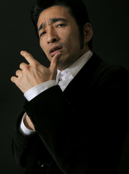 ラッキー池田&ANGELIN PRELJOCAJ