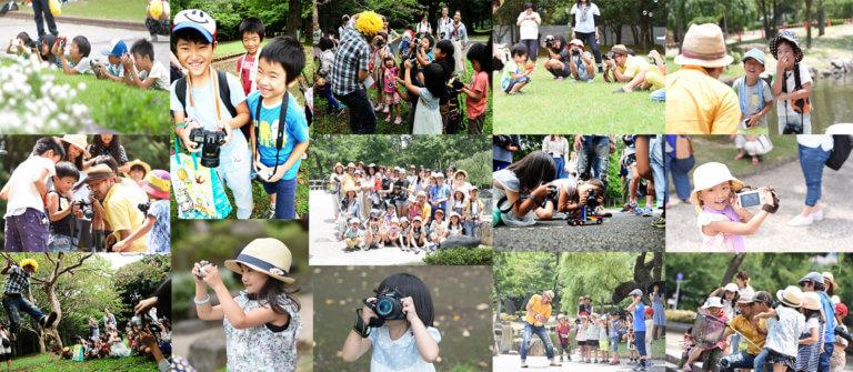 こども写真教室-こどもプロカメラマン養成講座-東京